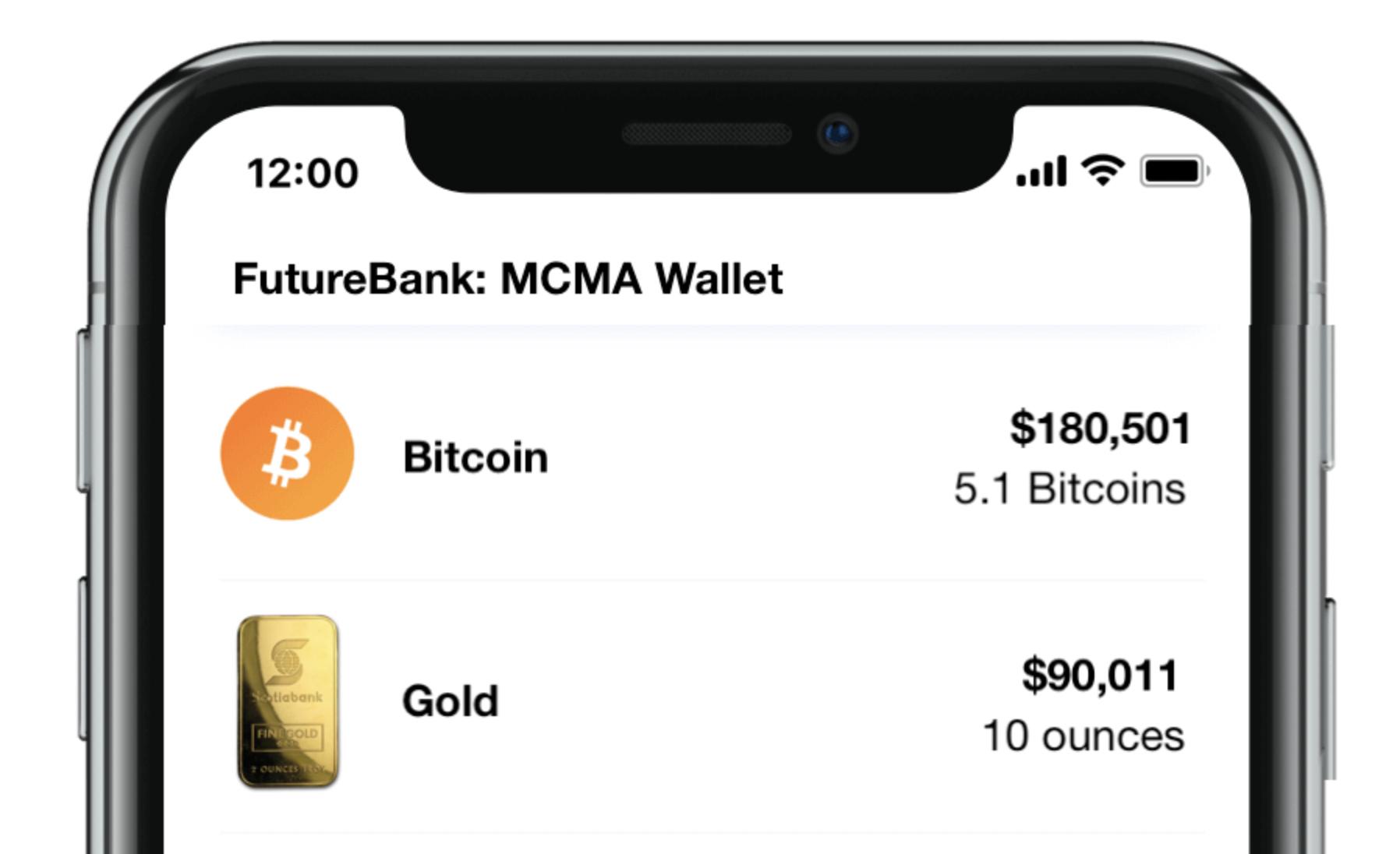 MCMA wallet